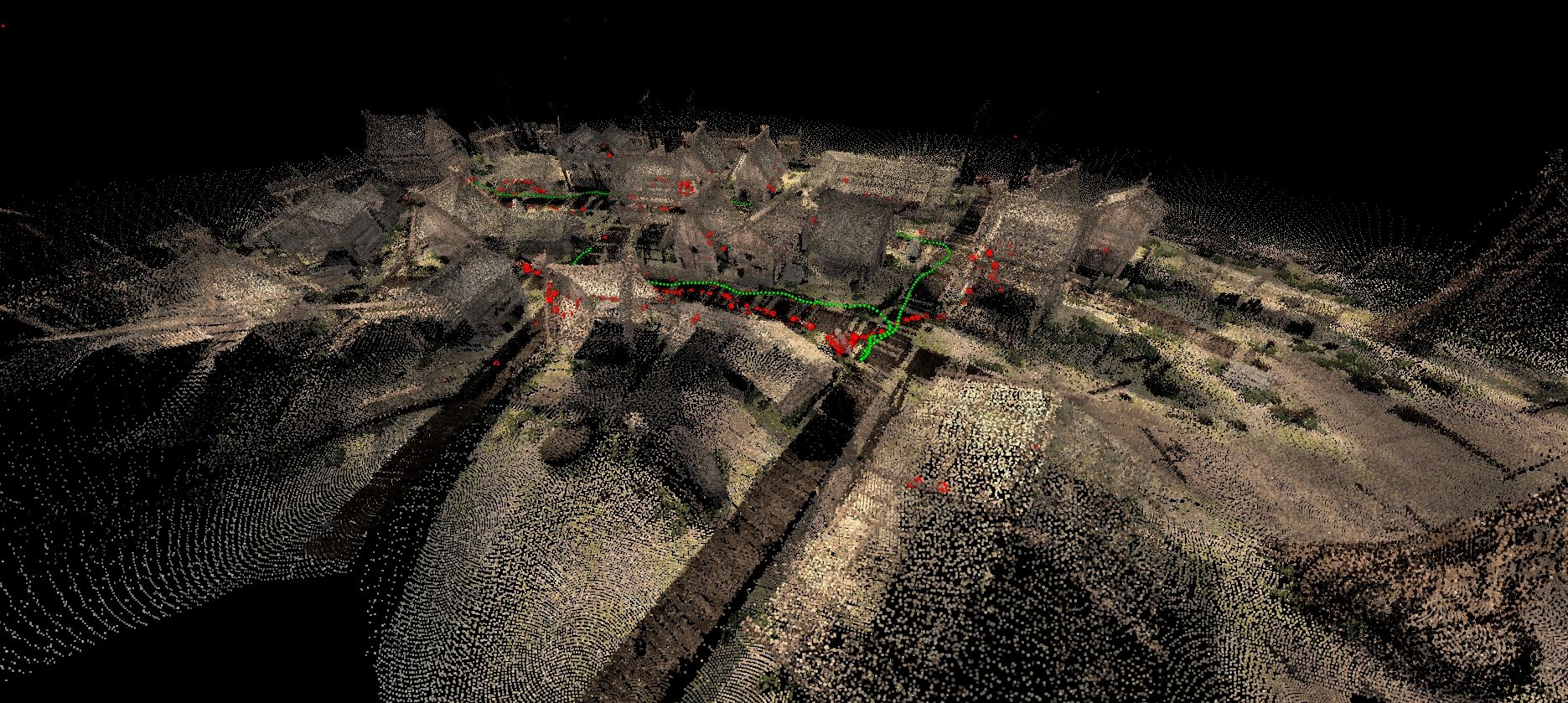 point cloud image